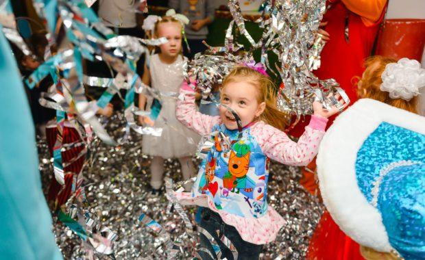 detska oslava agentura prenajom party
